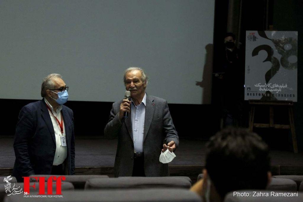 از نمایش فیلم خاطرهانگیز تا موفقیتی تازه برای سینمای ایران